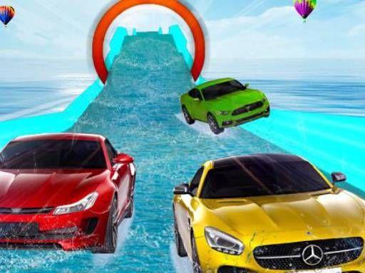 Water Car Racing In 2020 Racing Race Cars Car