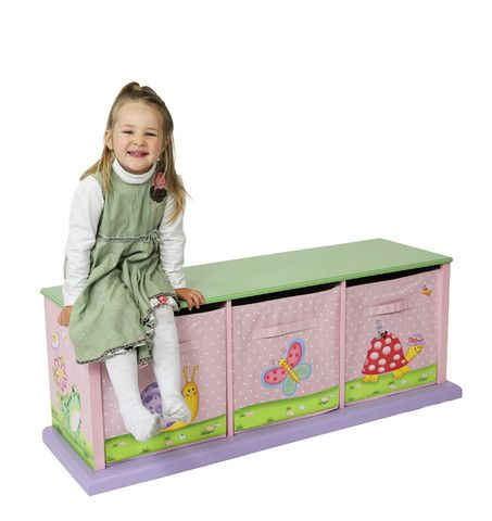Magic Garden 3-Bag Storage Cabinet