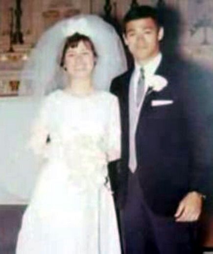bruce lee wife | Bruce Lee Wedding Photos | The Great ...