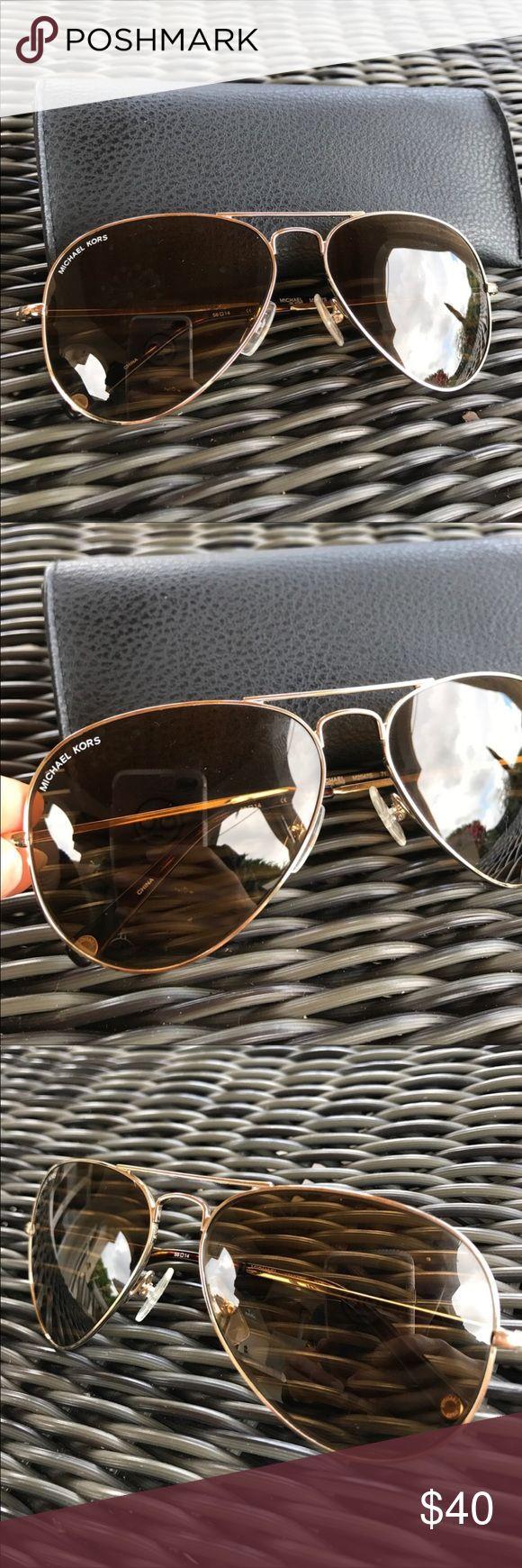 Michael Kors Sunglasses Michael Kors sunglasses - aviators Michael Kors Accessories Glasses