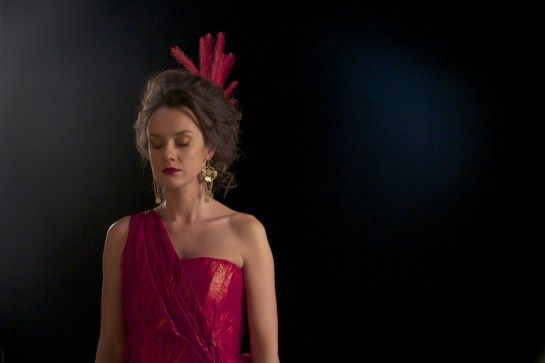 "Costume from ""Madam Helena"", short film (directed by Barbara Szewczyk)"