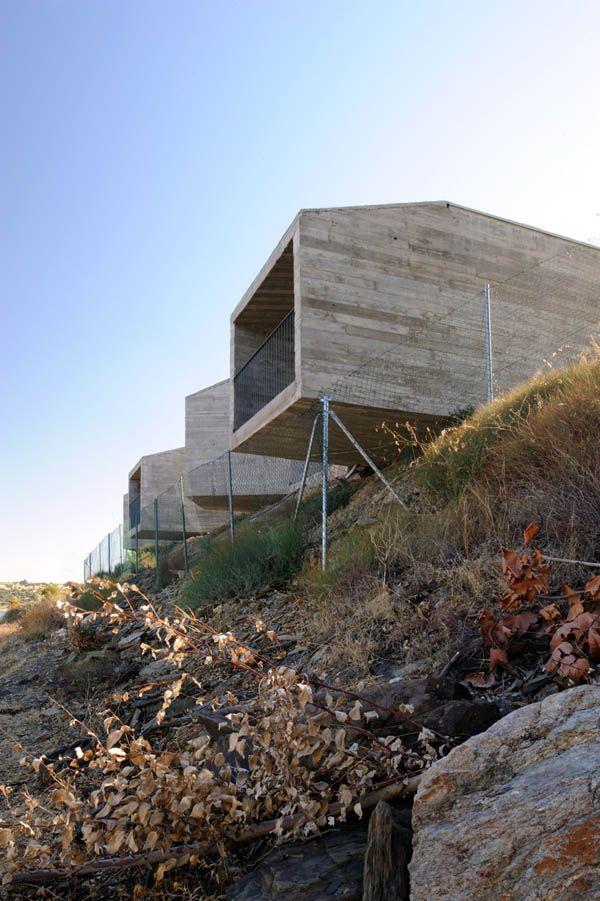 4 bungalows by Estudio Arquitectura Hago