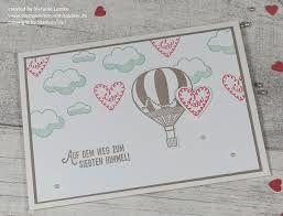 Bildergebnis für geburtstagskarte basteln heißluftballon