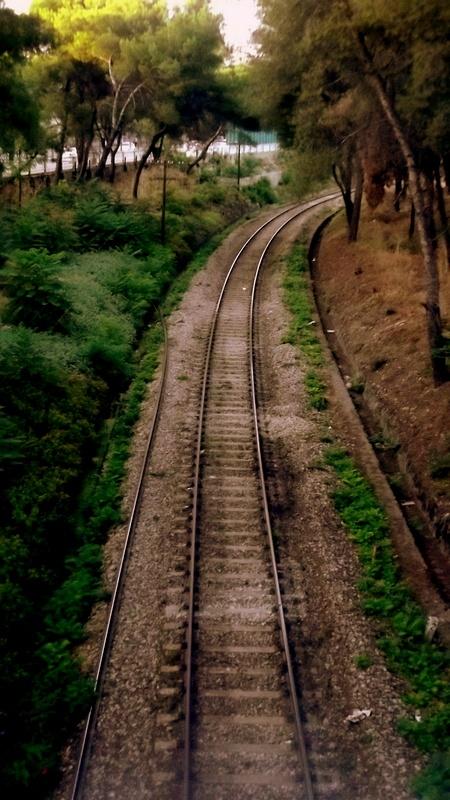 Railway in Balıkesir