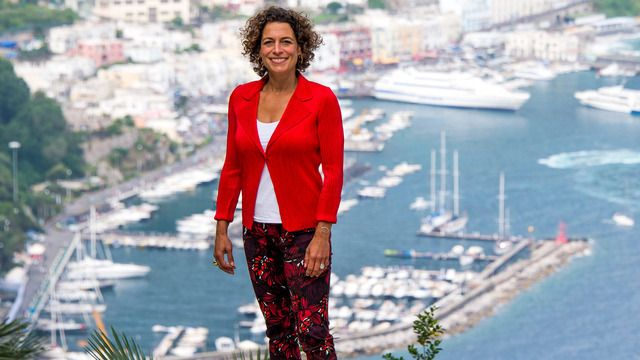 Alex Polizzi's Italian Islands - Channel 5