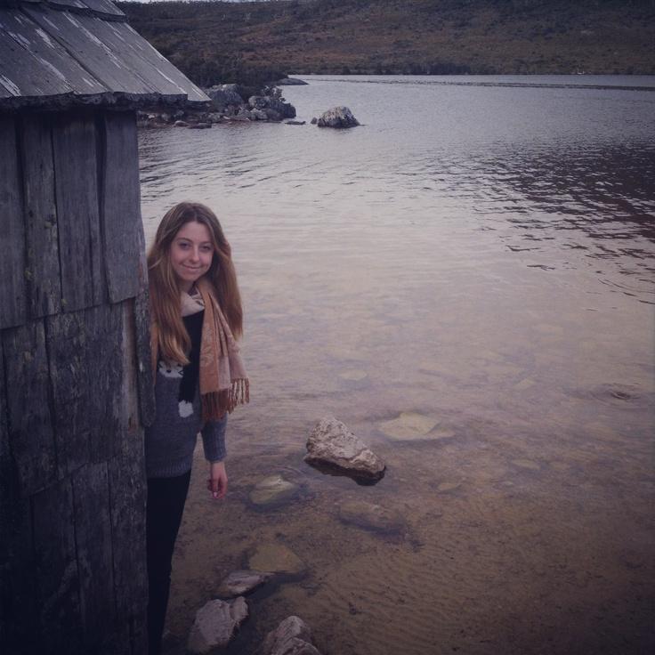 Boatshed, national park near cradle mountain