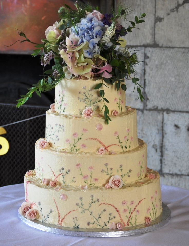 amazing wedding cakes with flowers wedding cake fresh flowers のおすすめアイデア 25 件以上 10736