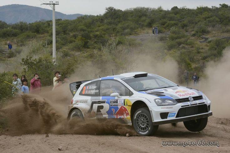 WRC 2013: Rally Argentina: Doble podio para los Polo R WRC; Resumen Volkswagen