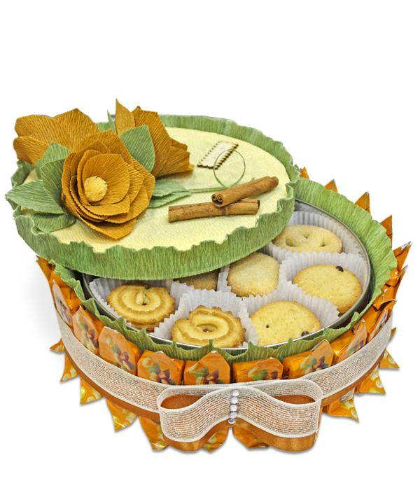 №0001467 Банка с печеньем