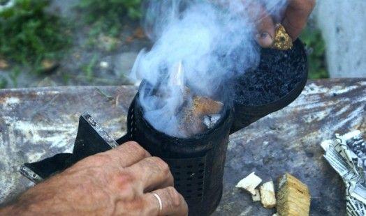 Bee smoker