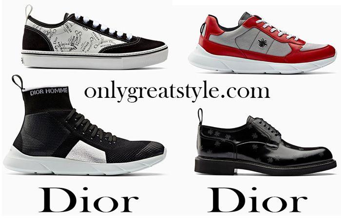 Dior shoes 2018 men s footwear new arrivals 2019  988a3b018e0
