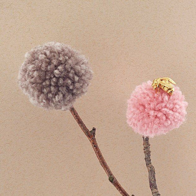 The Bill Skinner Bee  #BillSkinner #Bee #PomPom #ubyme #beejewellery