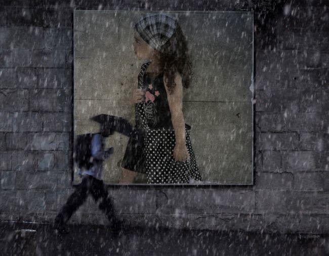 La lluvia no nos para