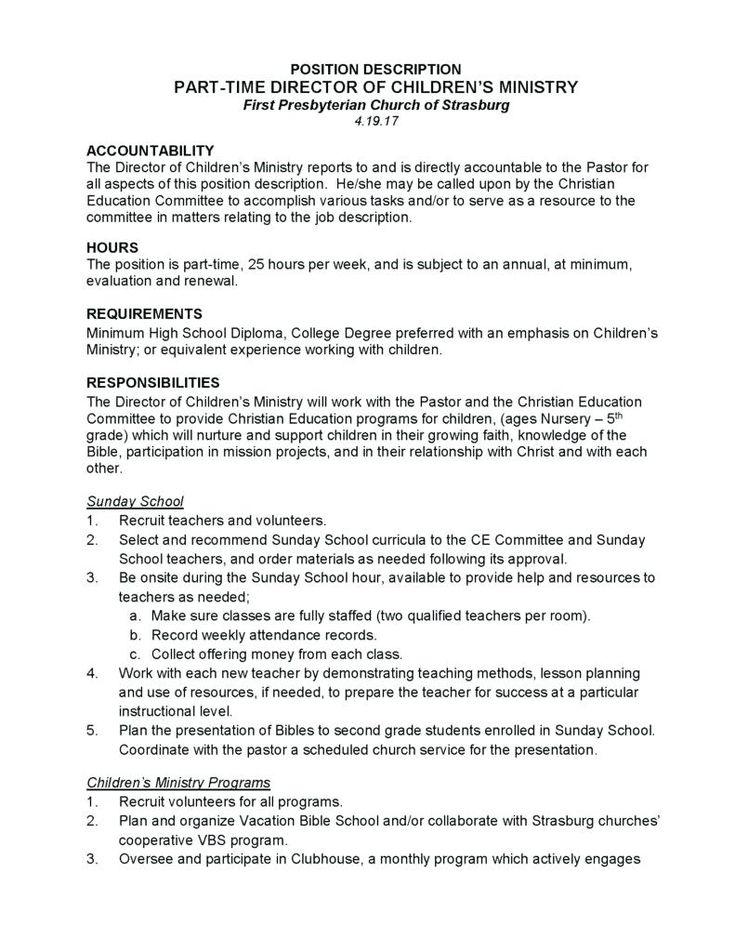 30 sample resume for preschool teacher assistant teacher