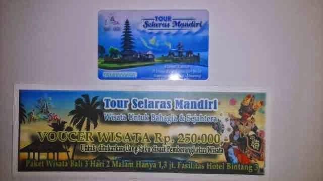 Tour Selaras Mandiri | AGEN SABUN SUSU THALITTA   http://sabunsusuthalitta.com/g/agensabunsusuthalitta