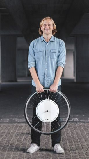 FlyKly Smart Wheel - Cool Hunting