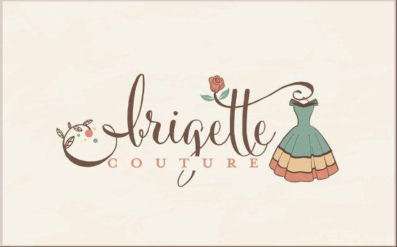 Moda diseño de logotipos logo vintage Boutique insignia