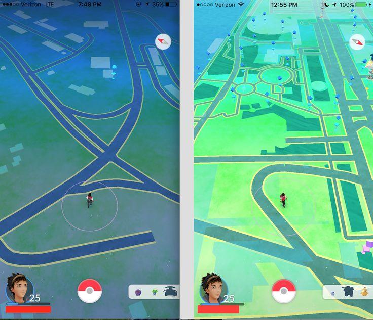 Best places to find pokemon on pokemon go near me