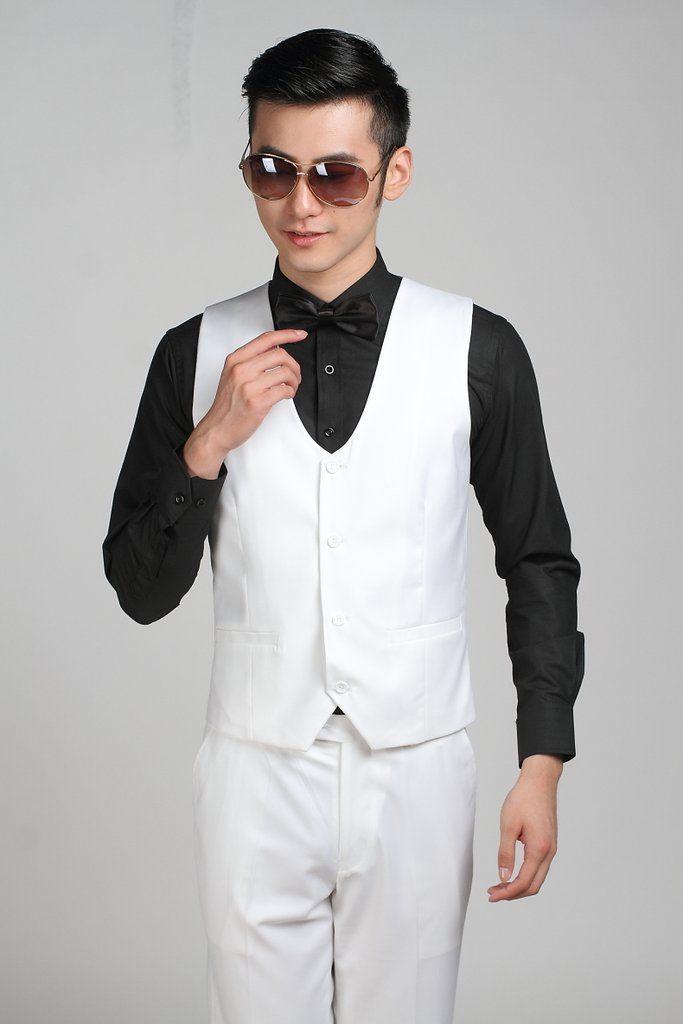 Jacket   Pant Fashion Men Business Slim Suits Wedding Suit Men Latest Coat Pant