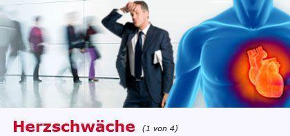 """Zu Beschwerden kommt es erst, wenn die Verengungen der Blutbahn so stark fortgeschritten sind, dass in einzelnen Herzmuskelabschnitten ein deutlicher Sauerstoffmangel auftritt. Dies kann zur Übersäuerung im Herzmuskelgewebe (Abfall des pH-Wertes) führen und Schmerzen im Herzbereich verursachen, was medizinisch als Angina pectoris bezeichnet wird (Angina pectoris = lat. """"Brustenge""""; angina: """"die Enge"""", pectus: """"der Brustkorb/die Brust""""). Aufgrund komplexer Nervenverbindungen können diese…"""