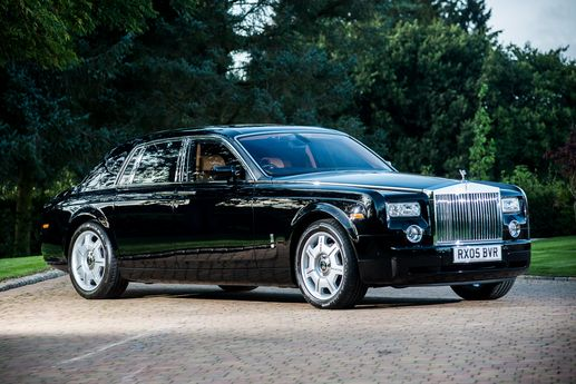 2005 Rolls-Royce Phantom - Formerly the Property of Sir Elton John - Silverstone Auctions