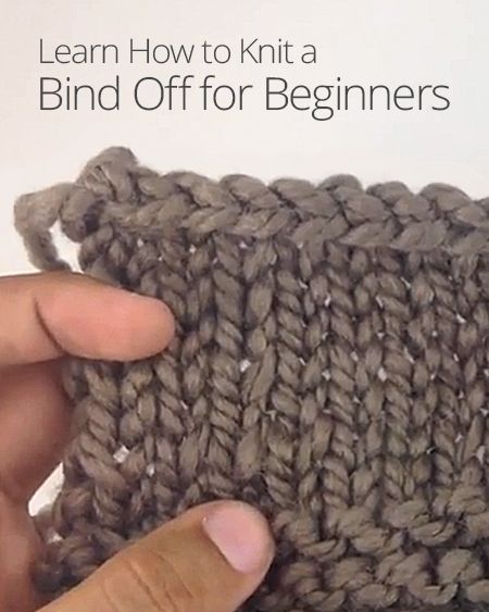 Knitting How To Bind Off Purlwise : Images about knitting crafts on pinterest knit