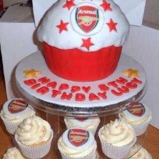 Arsenal Giant x