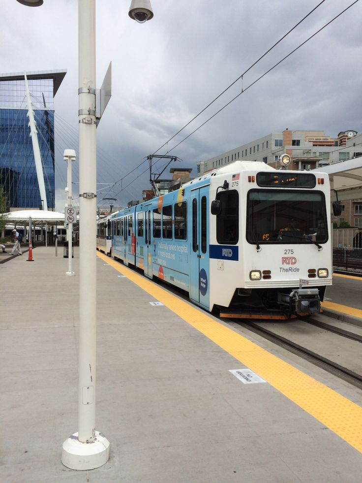 denver light rail 4th of july