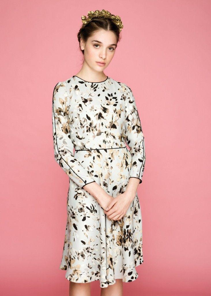 Mejores 114 imágenes de Invitadas en Pinterest | Vestidos románticos ...