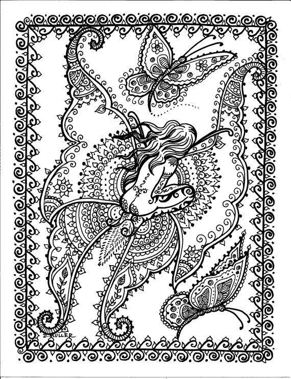 Kea Coloring Book 3 6 Download : Adult coloring pages a collection of ideas to try about