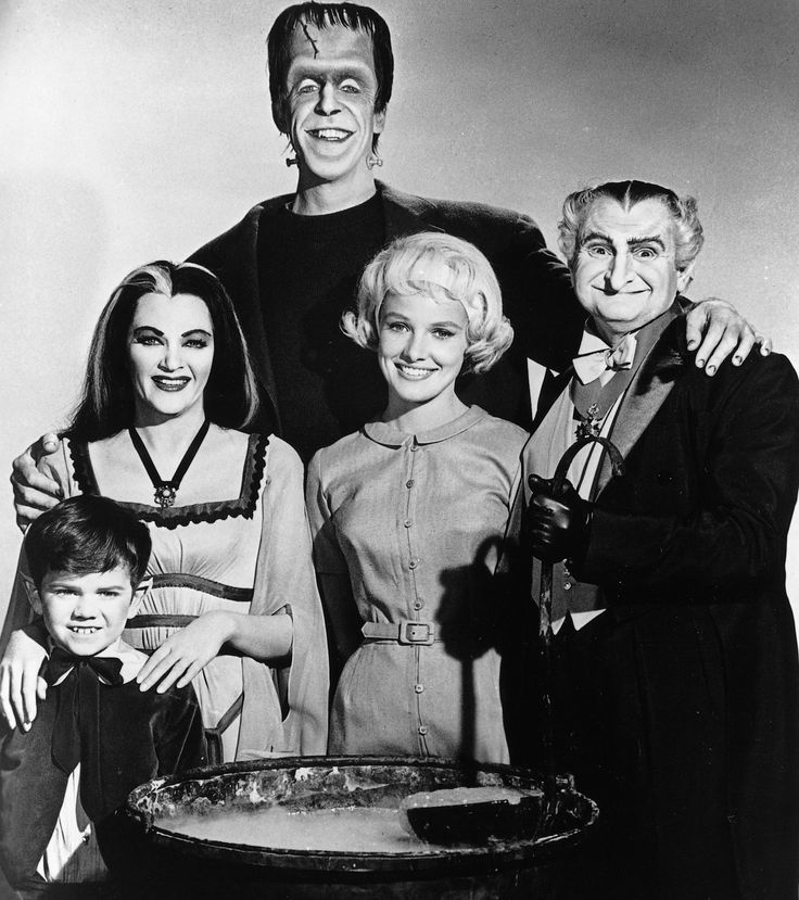 who played herman munster in the tv series