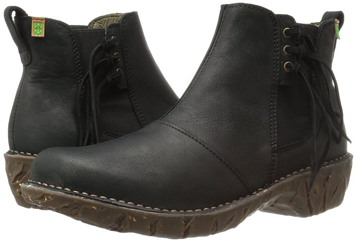 El Naturalista Nf97 Pleasant Yggdrasil, Stivali Chelsea Donna, Nero (Black N01), 40 EU: Amazon.it: Scarpe e borse