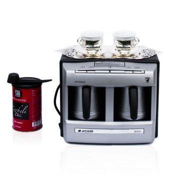 Arçelik Telve Kahve Makinası ve Gümüş Kaplama Kahve Seti!  http://www.decorillo.com/Arcelik-Telve-Kahve-Makinasi-Gumus-Kaplama-Kahve-Seti,PR-4077.html#