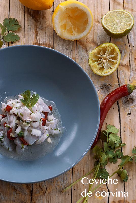 The 25 best ceviche de corvina ideas on pinterest for Corvina fish recipes