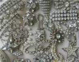 care and cleaning of rhinestone jewelry