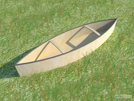 Bildtitel Build a Plywood Canoe Intro