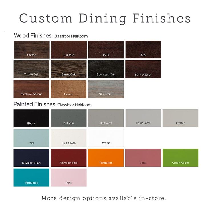 """color option for tables 48"""" Round Pedestal Table"""