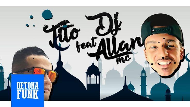 Escute: Elefantinho, o novo Funk de Tito DJ feat. Allan MC.