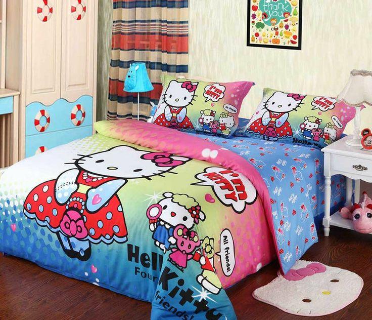 Bedroom Sets 2013 20 best hello kitty bedding images on pinterest | hello kitty