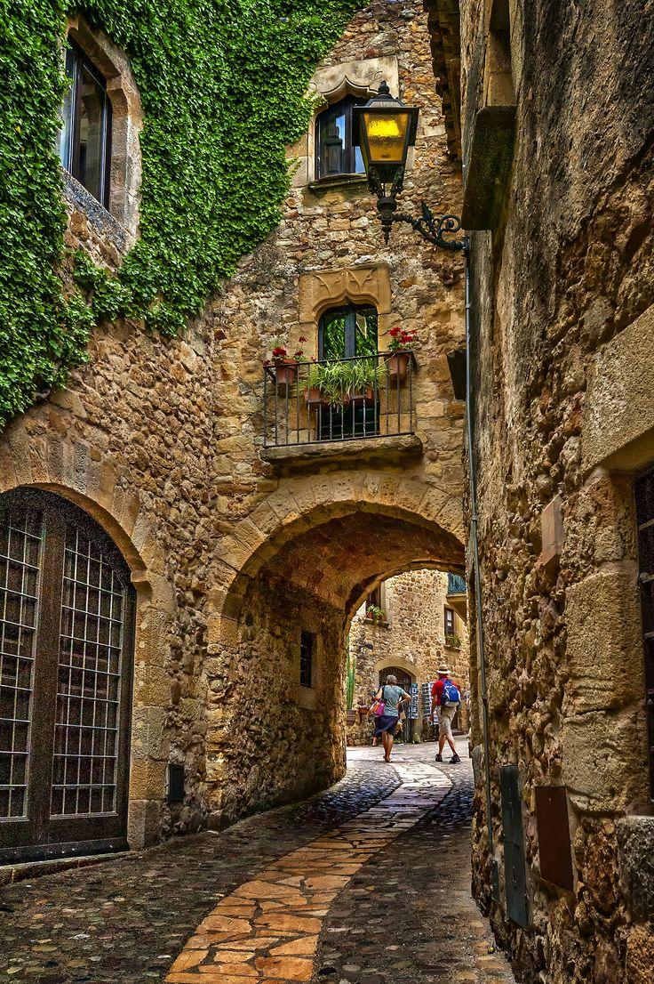 https://flic.kr/p/eXdtLL | Pals | Pals es un municipio español de la comarca del Bajo Ampurdán en la provincia de Gerona, Cataluña. Limita con los municipios de Torroella de Montgrí, Fontanillas, Palau-sator, Torrent, Regencós y Bagur.  Pals is a Spanish municipality in the comarca of Baix Empordà in the province of Girona, Catalonia. It borders the municipalities of L'Estartit, Fontanillas, Palau-sator, Torrent, Regencós and Begur.