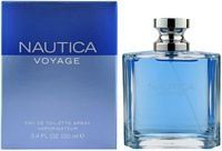 Voyage by Nautica 3.3 / 3.4 oz 100 ml edt Cologne Spray For Men * Original Retail Packaging by NAUTICA. $24.91. fragrance that you want your men to use. Voyage by Nautica, a excelent masculine fragrance, its a classic clean. Voyage by Nautica is a clean classic fragance that you will like to have your loved one to use