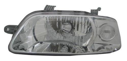 2004 2008 Chevy Aveo5 Headlamp Lh Chevrolet Aveo Replacement