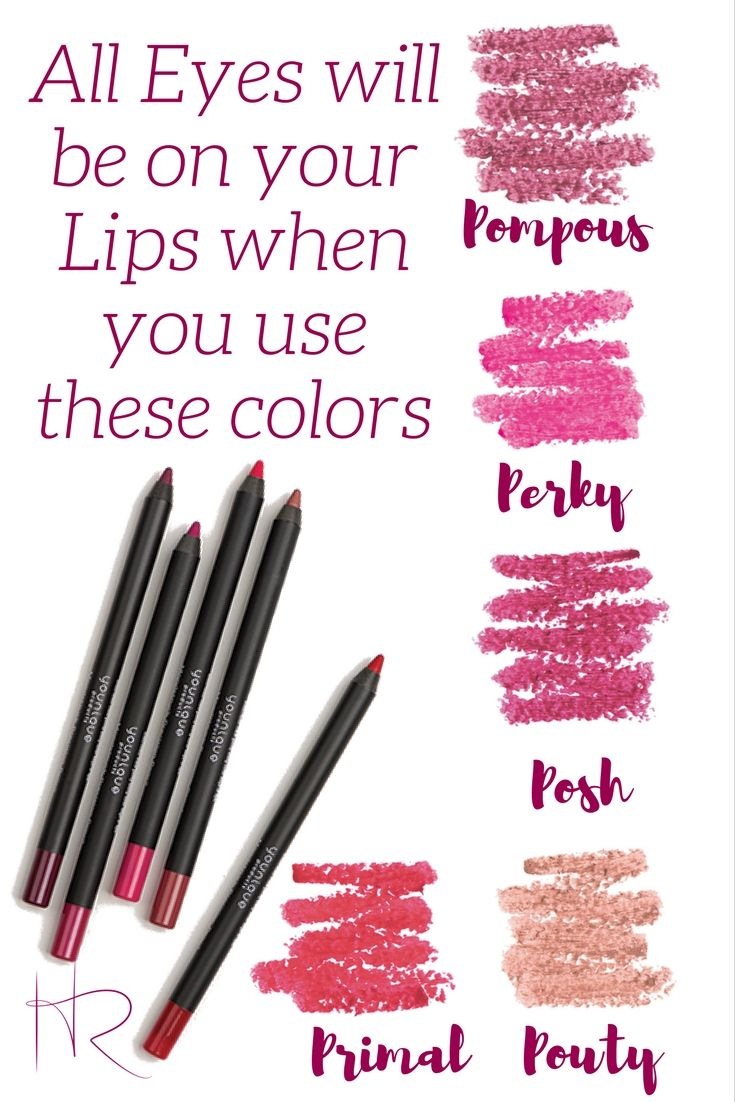 All eyes will be on your lips when you use any of these amazing colors. It will look as good on you as it feels to put it on.