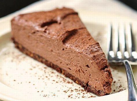 """""""KAPTEPIA"""": Τούρτα σοκολάτα με γιαούρτι. Αυτή η τούρτα είναι άκρως καλοκαιρινή και πεντανόστιμη!"""