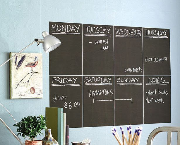 Large 60 x 200cm Chalkboard wall blackboard sticker by BigToy, $26.95