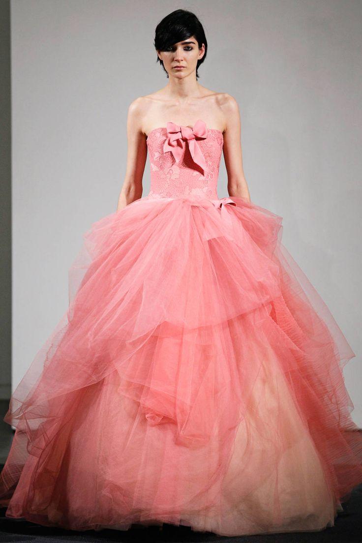 Mejores 86 imágenes de Colored Wedding Dresses en Pinterest ...