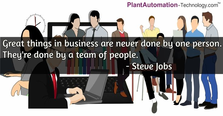 As said by #SteveJobs, we believe team work is the key to success besides sharing knowledge.