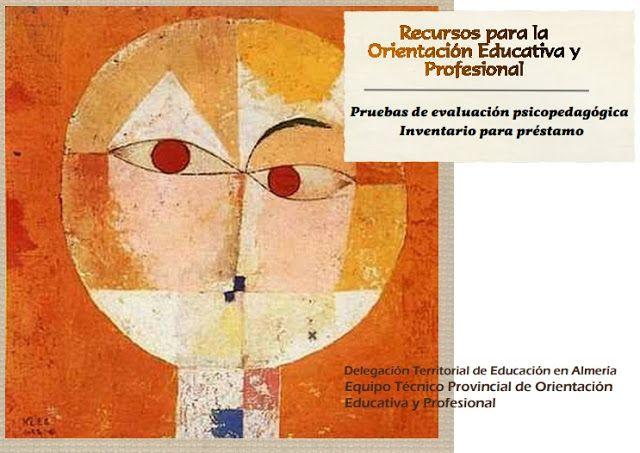 Probas de avaliación psicopedagóxica ~ Orientación en Galicia