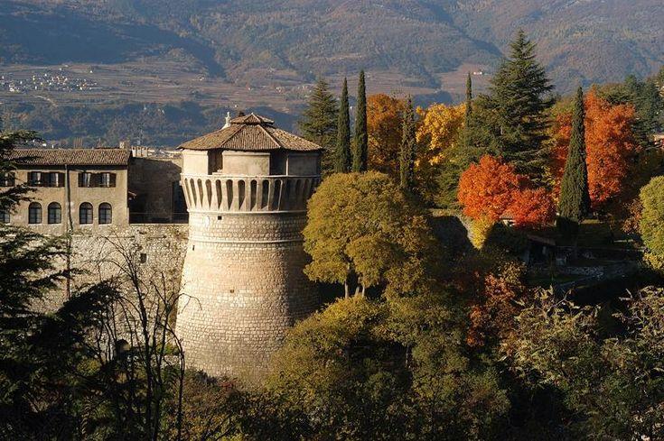 Rovereto Castle, Trentino, Italy, Città di Rovereto   APT Rovereto e Vallagarina