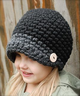 The Velvet Acorn The Easton - just bought pattern (could be female or male hat) toddler to adult sizes
